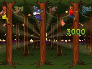 free Lumber Cats bonus feature