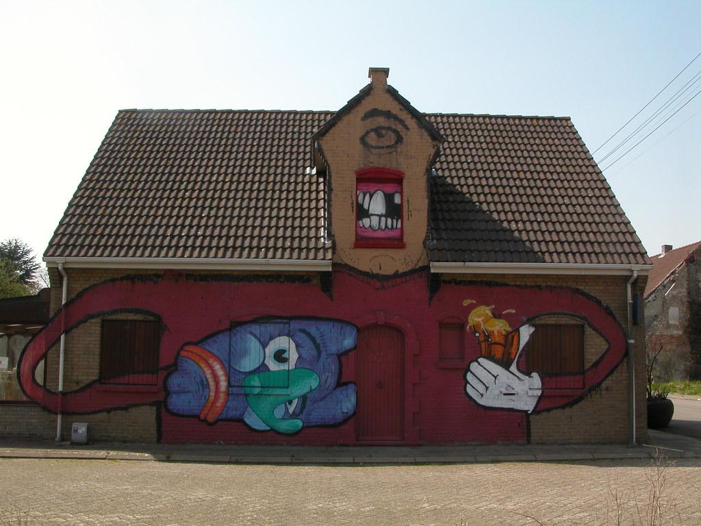 Doel Graffiti 2