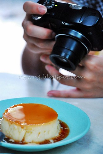 Caramel Custard photoshoot