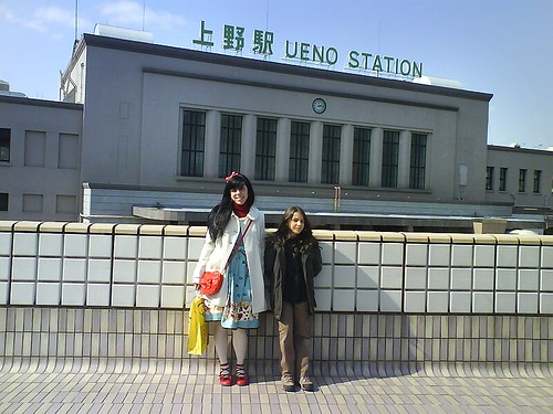 Ueno Station 03
