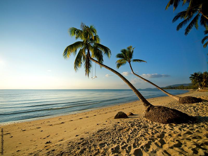 Beach at Koh Samui