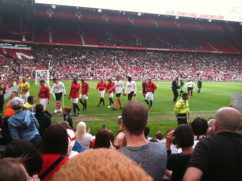 Charity Game Old Trafford
