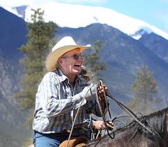 Branding 2010-5 (KansasA) Tags: ranch horses horse cowboy calf branding calves