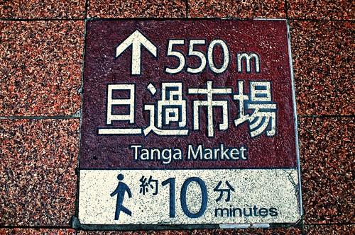Tanga Market