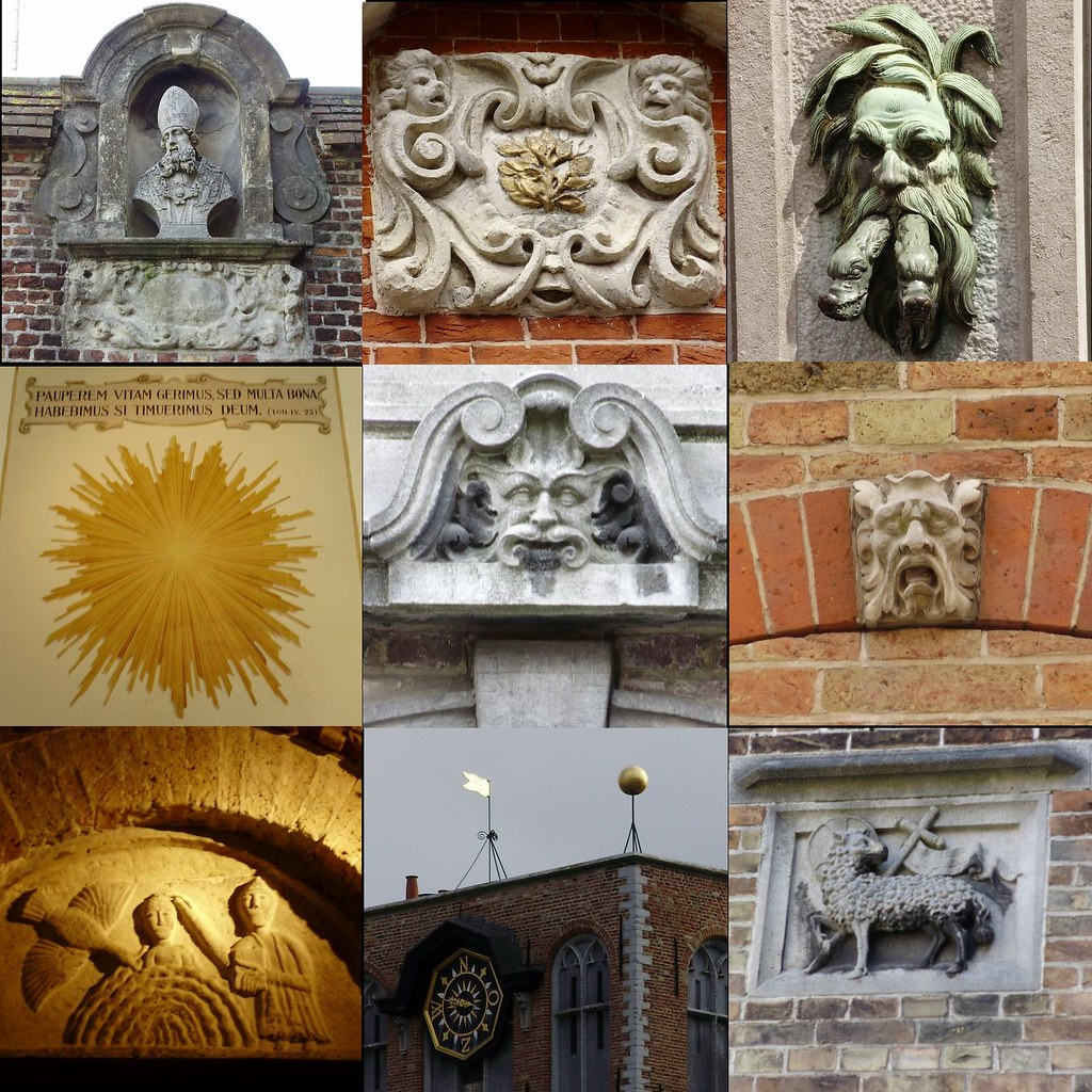street symbols - brughes by uair01, on Flickr