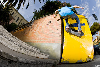 Gilberto Cannarozzi gap to fs wallride