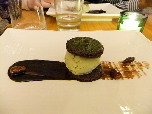 Green Tea Ice Cream, Jewel Bako