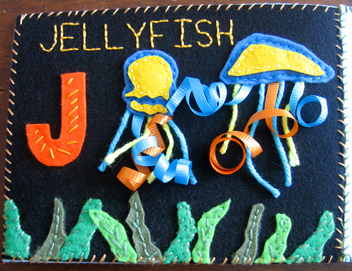 Page 2 - J for Jellyfish
