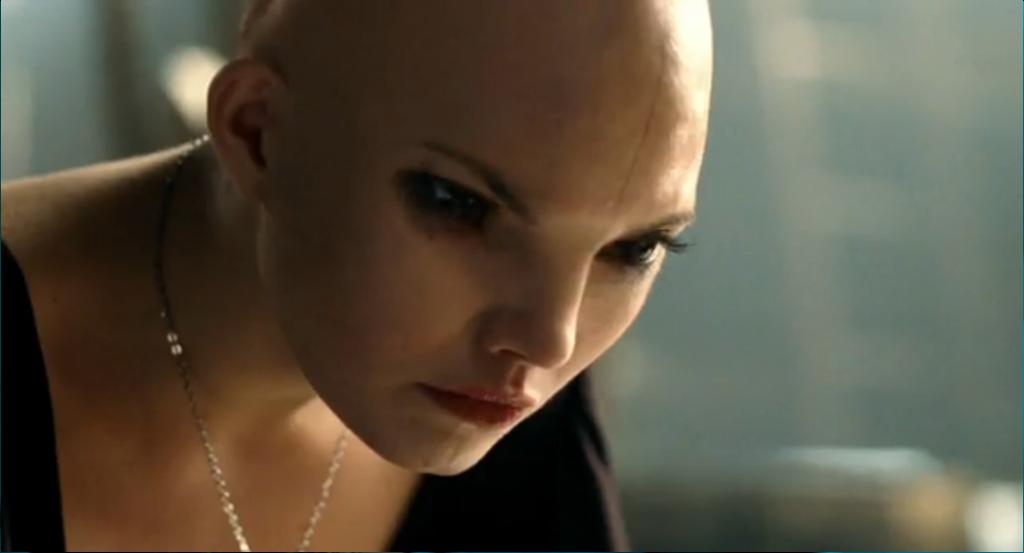 Dren the chimera of Splice 2010 movie