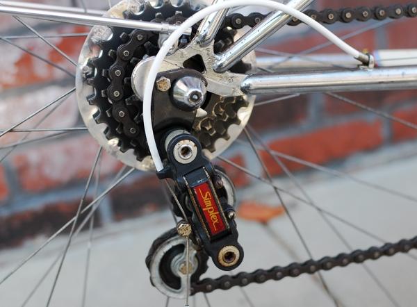 Via Cycle Rear Derailleur 5 15 speed 10
