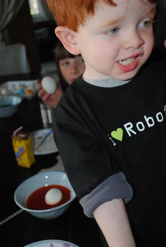 little man robot