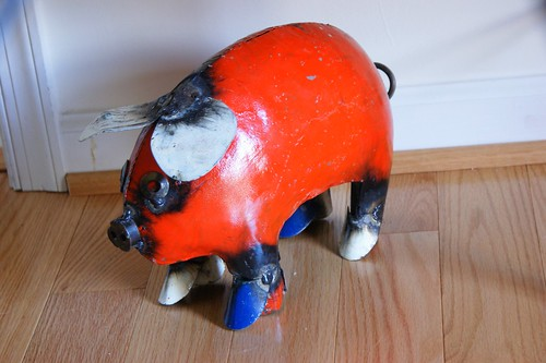 tin pig