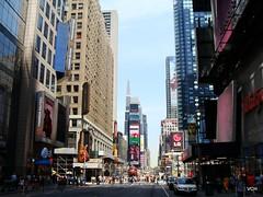 Times Square (VCH ) Tags: nyc newyorkcity people ny newyork buildings manhattan timessquare advertisements picnik gamewinner challengewinner motifdchallenge pregamewinner 2010revlonwalk