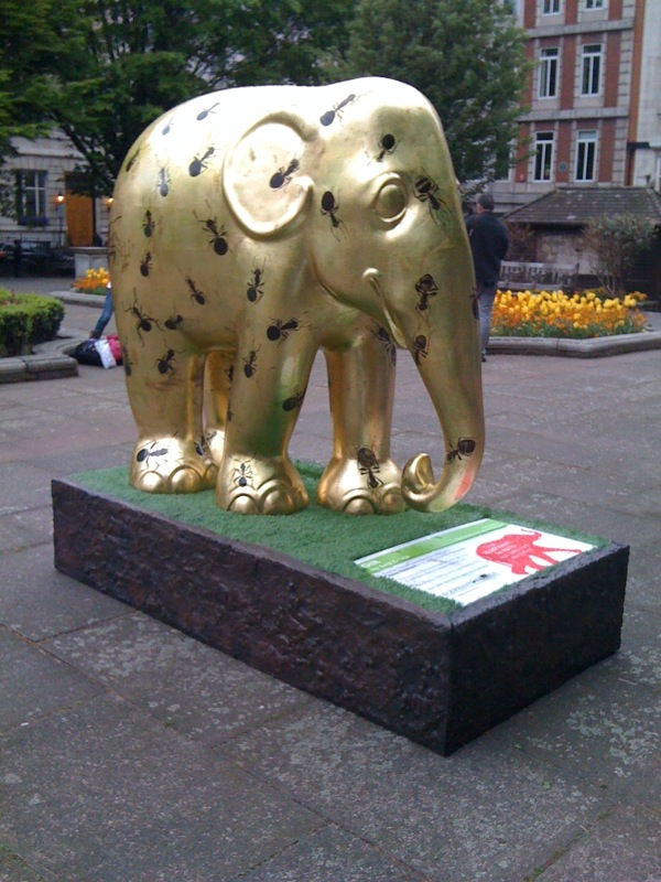 Elephant Parade - London