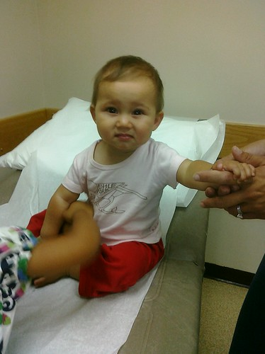 mila check up.