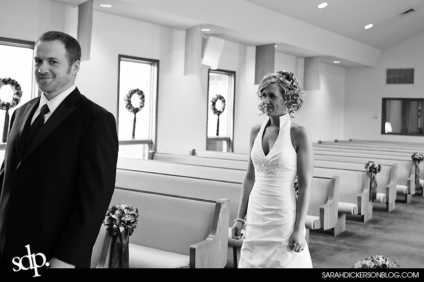 Kansas City wedding images
