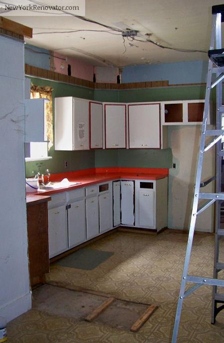 Kitchen Day 1