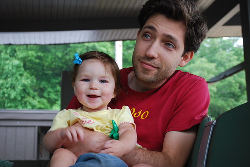 Savannah and Daddy