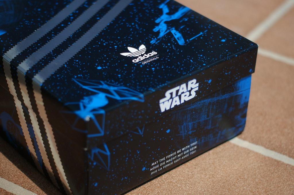 Adidas Originals Tie Fighter Shoes