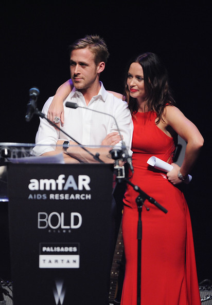 Ryan Gosling And Emily Blunt by mimosveta