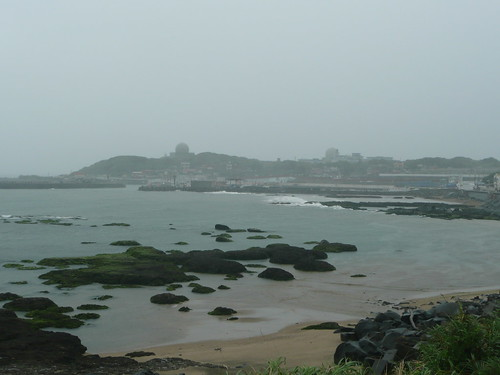 View of the Coast from Laomei