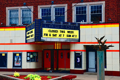 The Lawford (Pete Zarria) Tags: cinema film movie illinois theater palace hollywood vitriolite