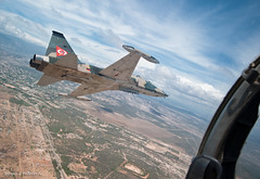 VF-5 (sjpadron) Tags: plane airplane freedom nikon fighter venezuela aircraft aviation military jet fav f5 avion caza grumman aviacion militaryaircraft northrop griffo vf5 freedomfighter d700 nikond700 ambv sjpadron sergiopadron sergiopadrn sergiojpadrna sergiojpadron northropvf5b vf5b abmv