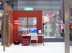 Dulux Exhibition Booth - 38mm X-Board Plus painted panels