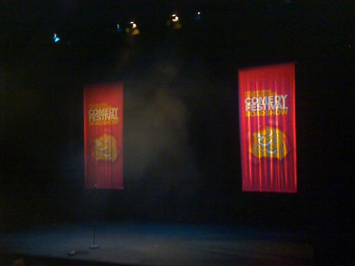 27/05/2010 Melbourne International Comedy Festival Roadshow in Wollongong