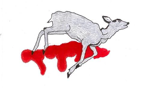 dead deer IV