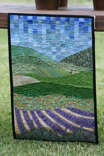 Altar quilt
