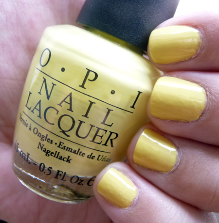 OPI Fiercely Fiona