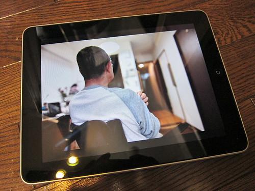 iPadをフォトストレージとして使う