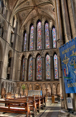 Worcester Cathedral HDR