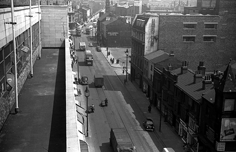 London Road, Liverpool 1955