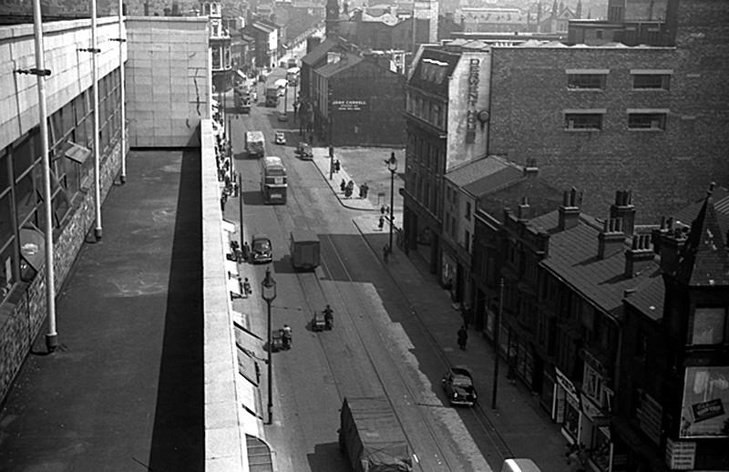 London Road, Liverpool 1955