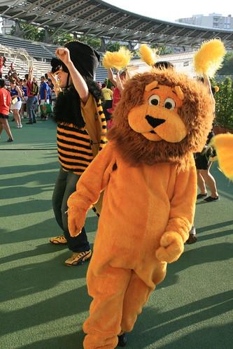 CDMGE 2010 - Oh, un lion de Lyon !