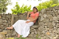 DS2_1723 (Tina Pappnase) Tags: vacation spain may pregnant belly tina mallorca 2010 finca