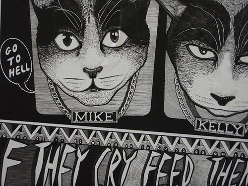 london: cats