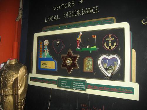 Vectors of Local Discordance