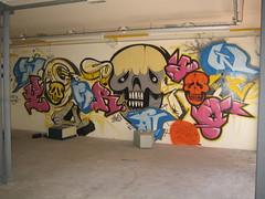 Association Urban Life, Graffiti, Exposition Avant Travaux, Troyes