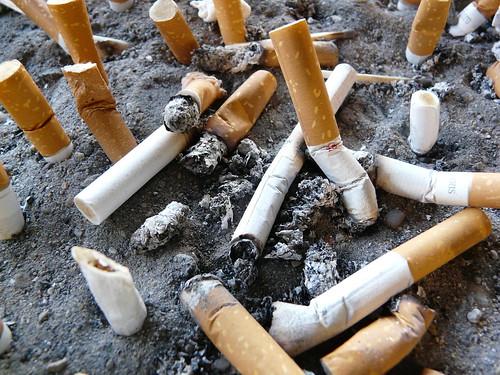 Say 'NO' to tobacco