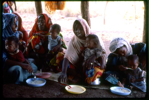 sudan---feeding-center