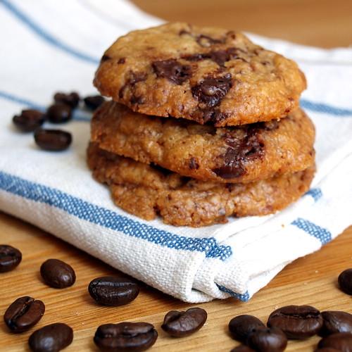 Espresso-Schokoladen-Kekse