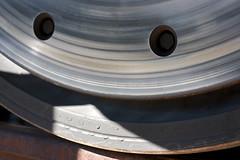 Rodado, Estao do Entroncamento, 2008.12.20 (nmorao) Tags: disco ent comboio rodado entroncamento vossloh comsa comsarailtransport linhadonorte europeanbulls 335001 linhadabeirabaixa locomotiva335