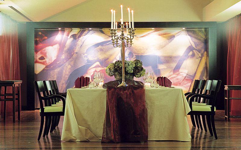 Enterprise Hotel, Milano, Lombardy, Italy, Restaurant
