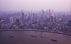 Shanghai Puxi Skyline (Sarmu) Tags: china city light sunset wallpaper urban building skyline architecture night skyscraper river lights twilight highresolution downtown cityscape view skyscrapers shanghai nightshot widescreen 1600 highdefinition resolution 1200 cbd hd bluehour wallpapers    bund 1920 vantage 2010 pearltower vantagepoint ws thebund orientalpearltower 1080 1050 puxi 720p 1080p urbanity huangpuriver 1680 720    2560   sarmu