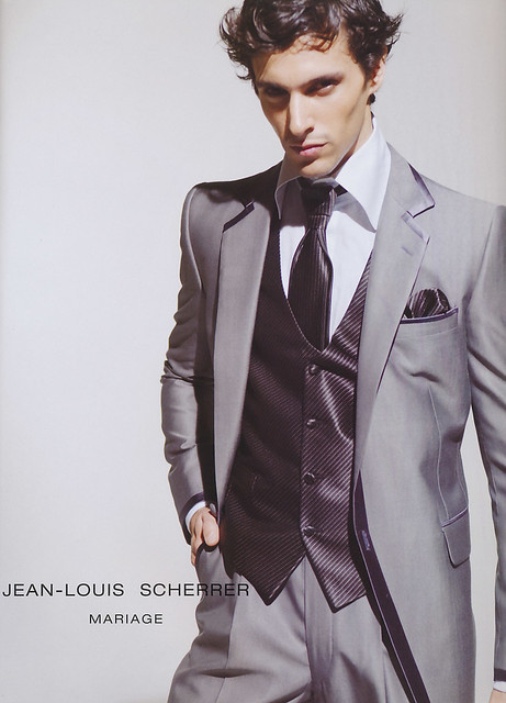 Hernan La Casa5004_JEAN-LOUIS SCHERRER(25ansWedding SS2009)