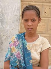 Timbuktu girl