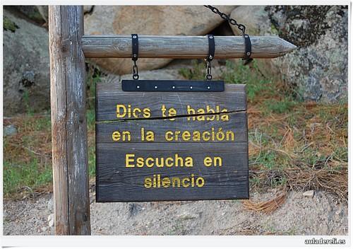 Escucha en silencio